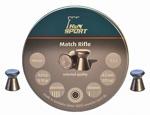 ПУЛИ ДЛЯ ПНЕВМАТИКИ H&N MATCH RIFLE 4,5 мм,   500 шт.