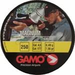 Пули свинцовые для пневматического оружия Gamo Magnum (250 шт), 0,49г